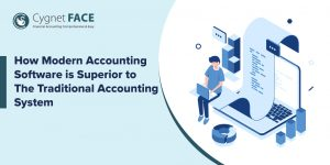 modern accounting software vs traditional accounting system